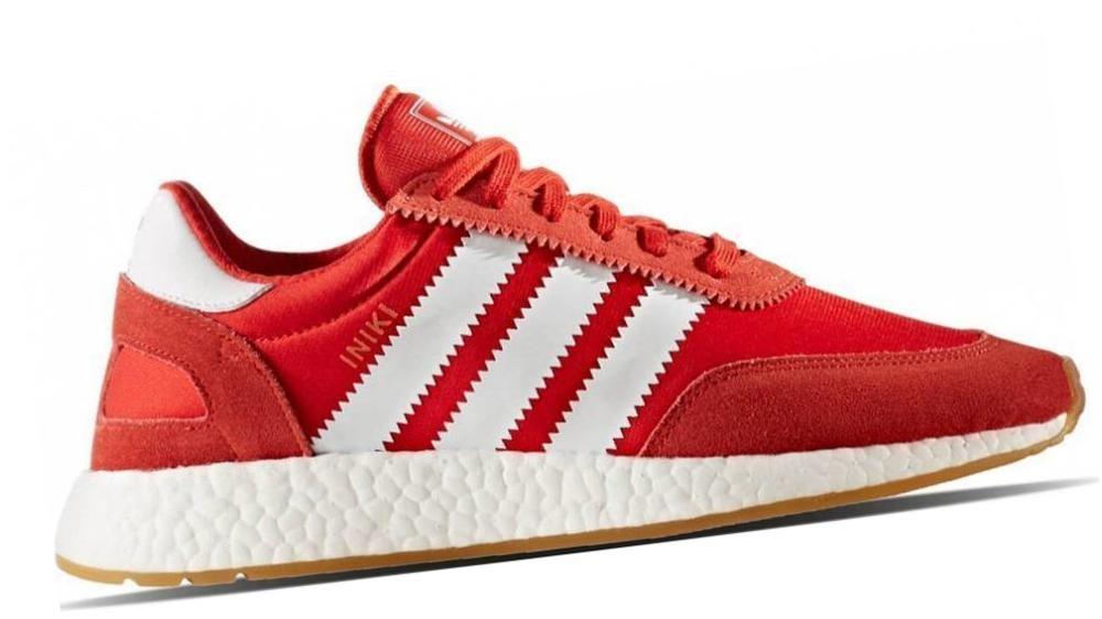 8 плюсов и 4 минуса Adidas I 5923