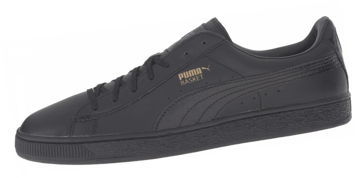 Puma Basket Classic Animal Croc