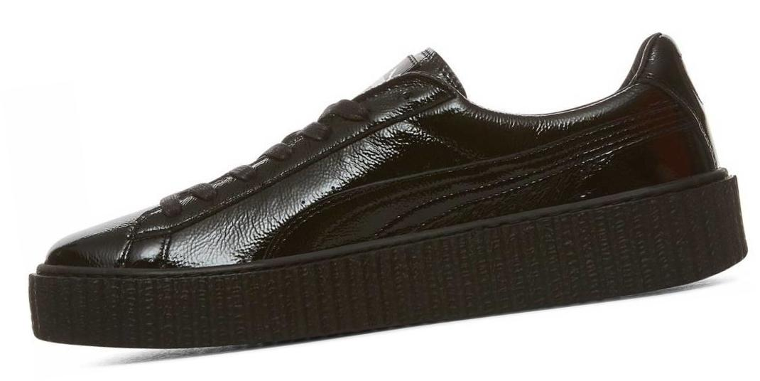 Puma by Rihanna Creeper Cracked Leather