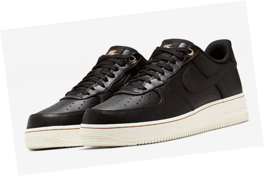 Nike Air Force 1 Low Premium Black