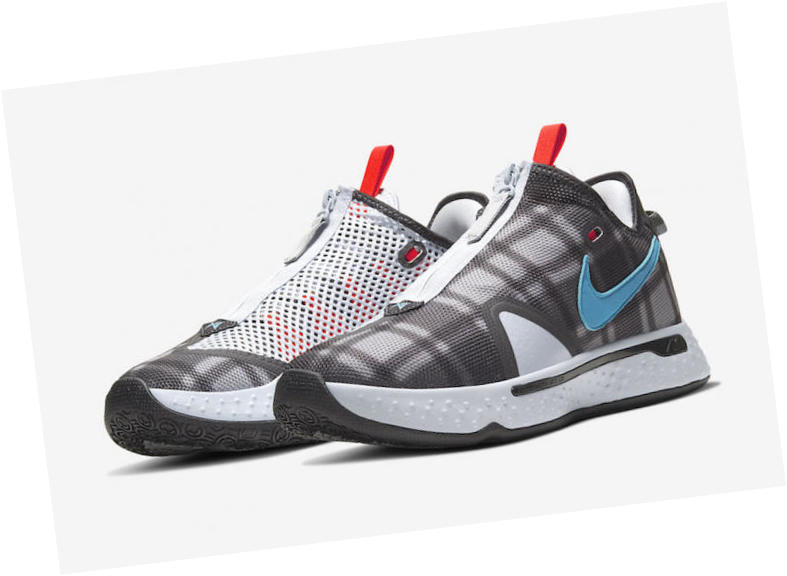 Nike PG 4 Plaid