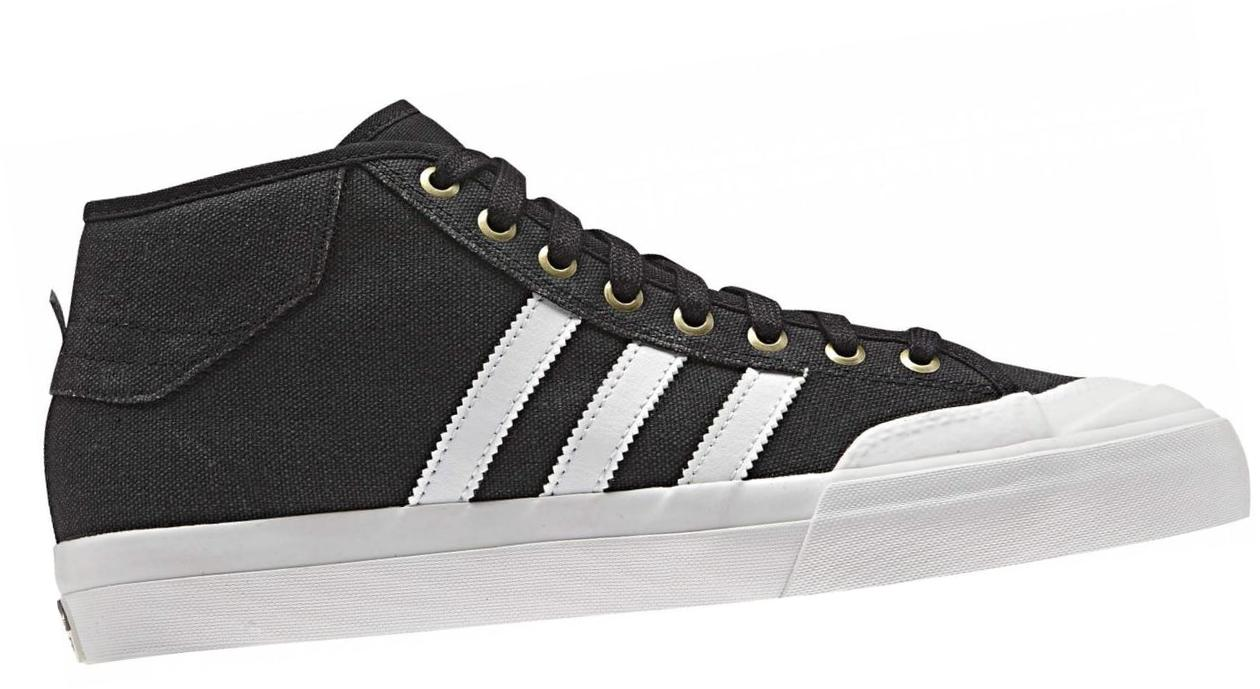 Adidas Matchcourt Mid кроссовки, обзор