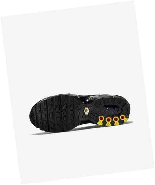 Nike Air Max Plus Black / Black / Black