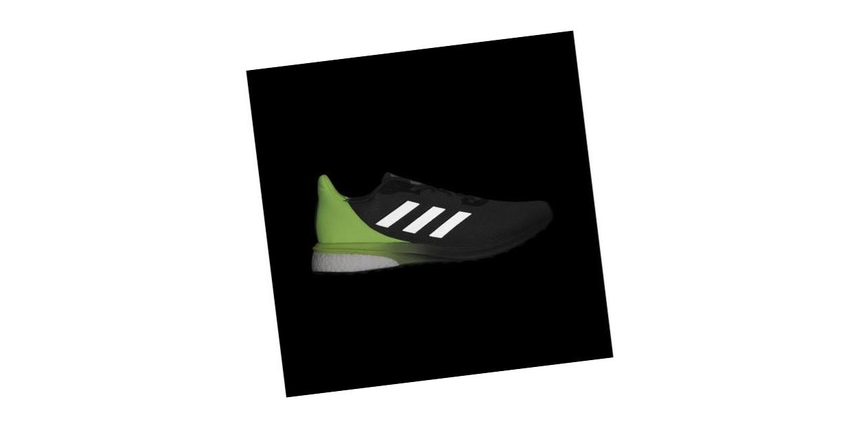 adidas Astrarun Grey Five / Silver Metallic / Signal Green