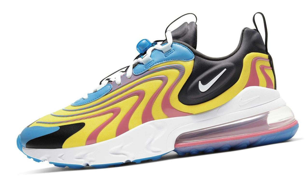 Nike Air Max 270 React ENG Laser Blue/Anthracite/Watermelon/White