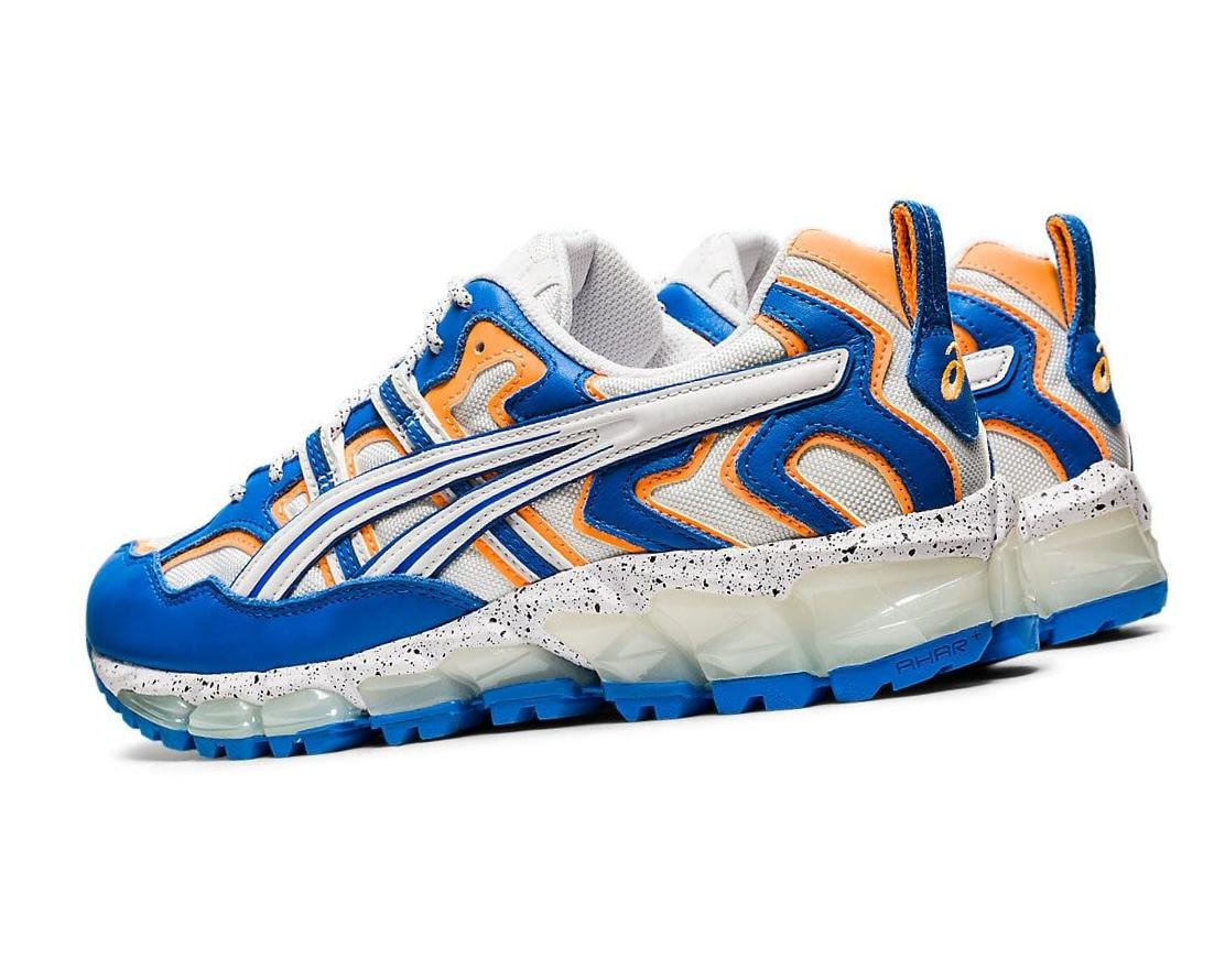 ASICS          GEL-NANDI 360      WHITE/ELECTRIC BLUE