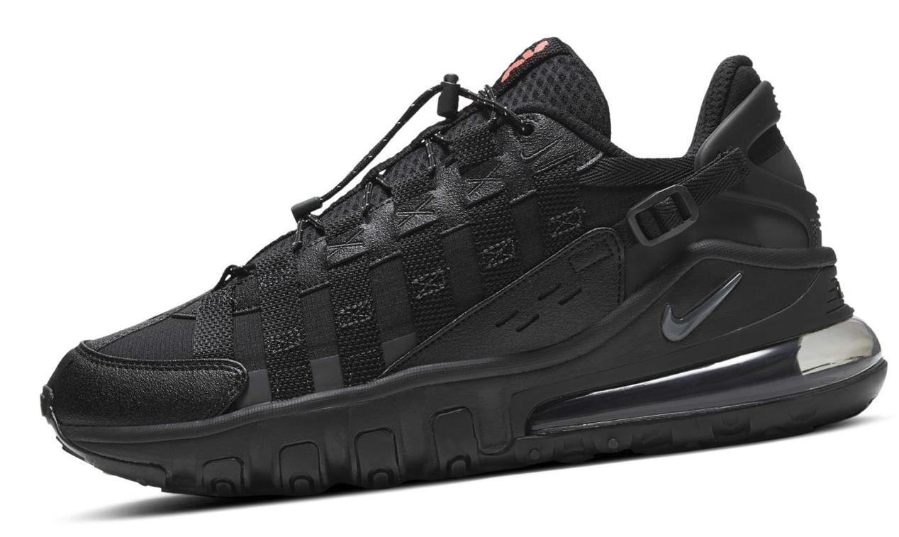 Nike Air Max Vistascape Black/Bright Crimson/Dark Smoke Grey