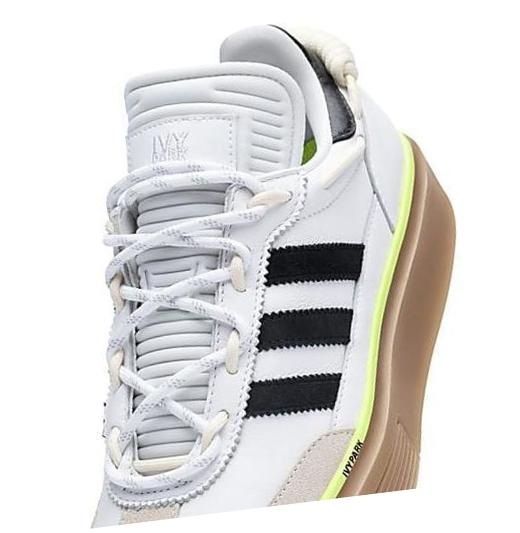 adidas Supersleek 72 Cloud White / Core Black / Ecru Tint