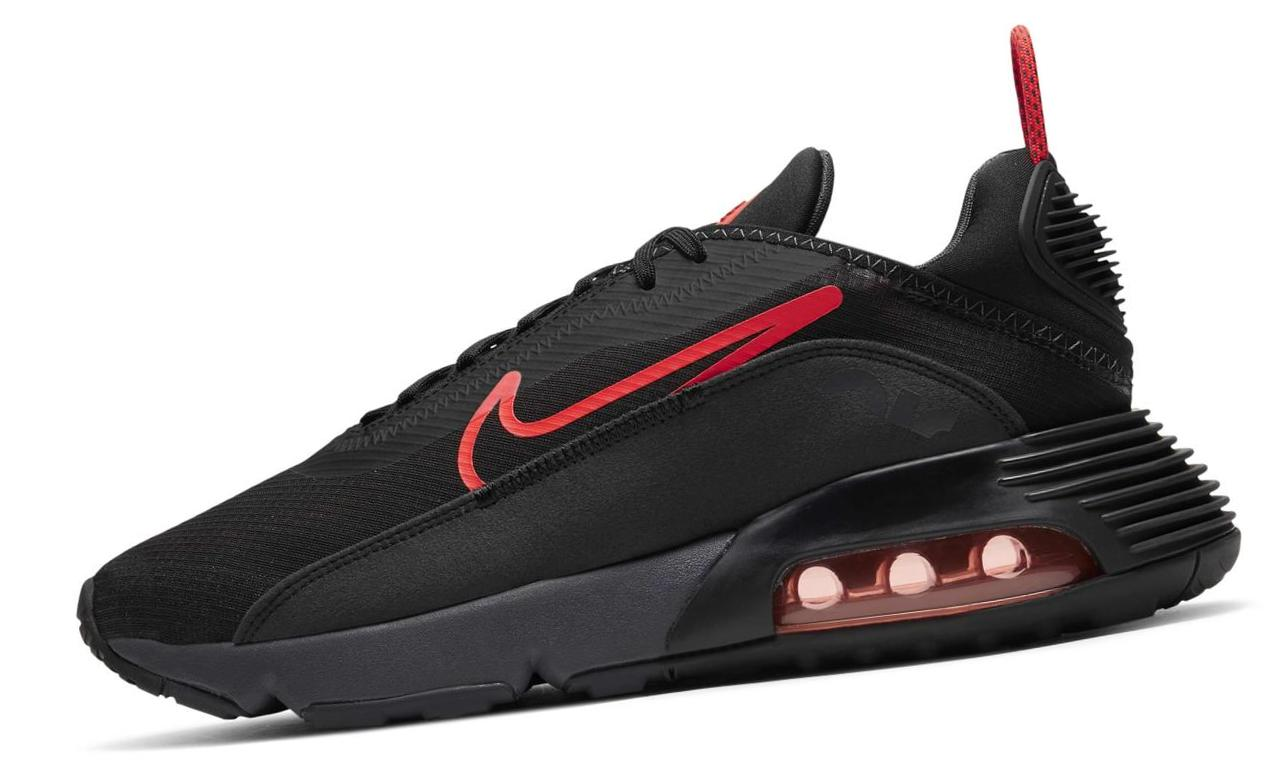 Nike Air Max 2090 Black/Anthracite/White/Radiant Red