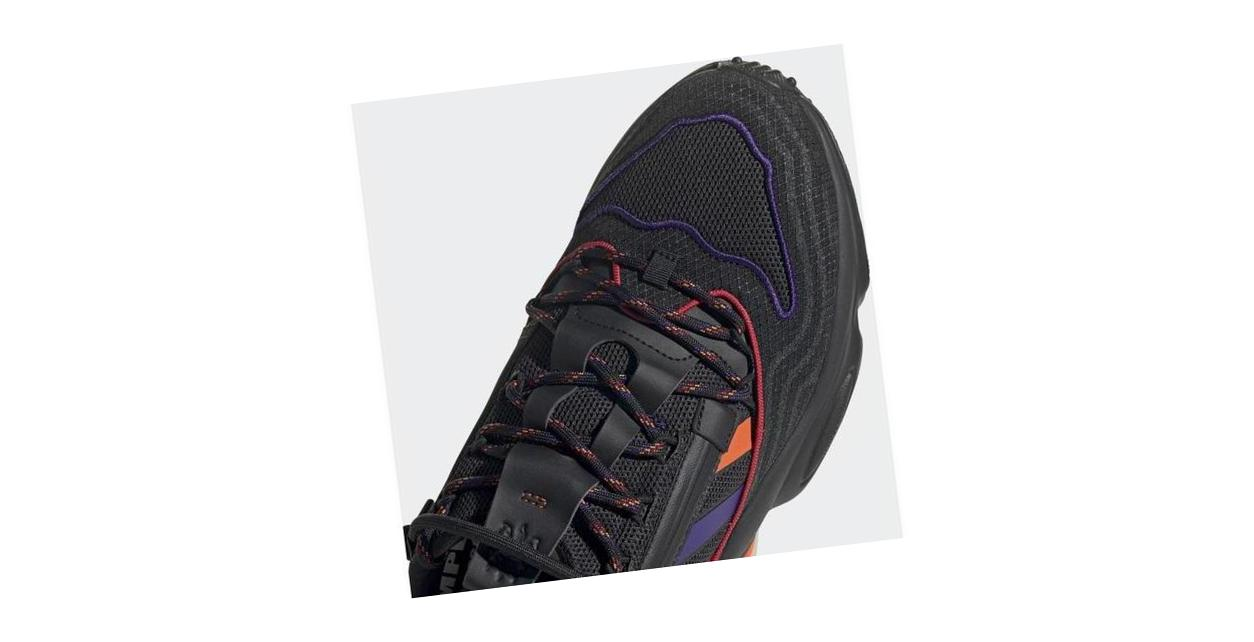 adidas OZWEEGO Zip Core Black / Core Black / Orange