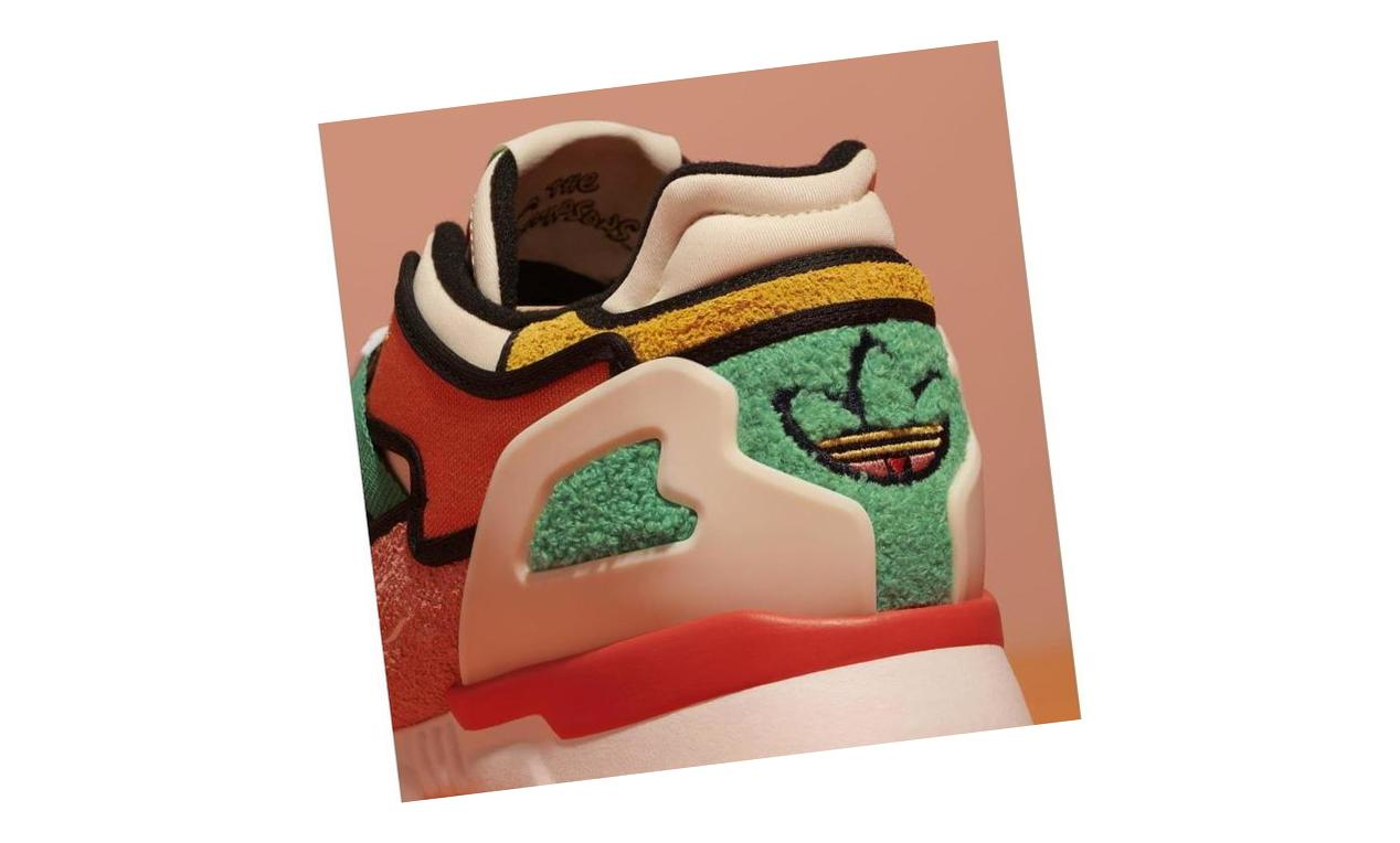 adidas ZX 10000 Krusty Burger Cream White / Supplier Colour / Cloud White