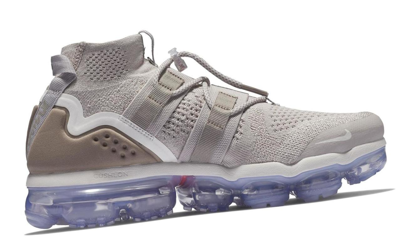 Nike Air VaporMax Flyknit Utility Moon Particle/Persian Violet/Moon Particle