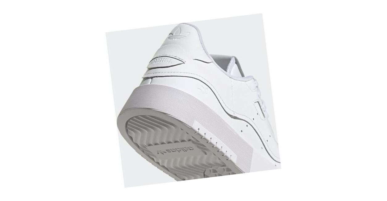 adidas Supercourt XX Cloud White / Cloud White / Core Black