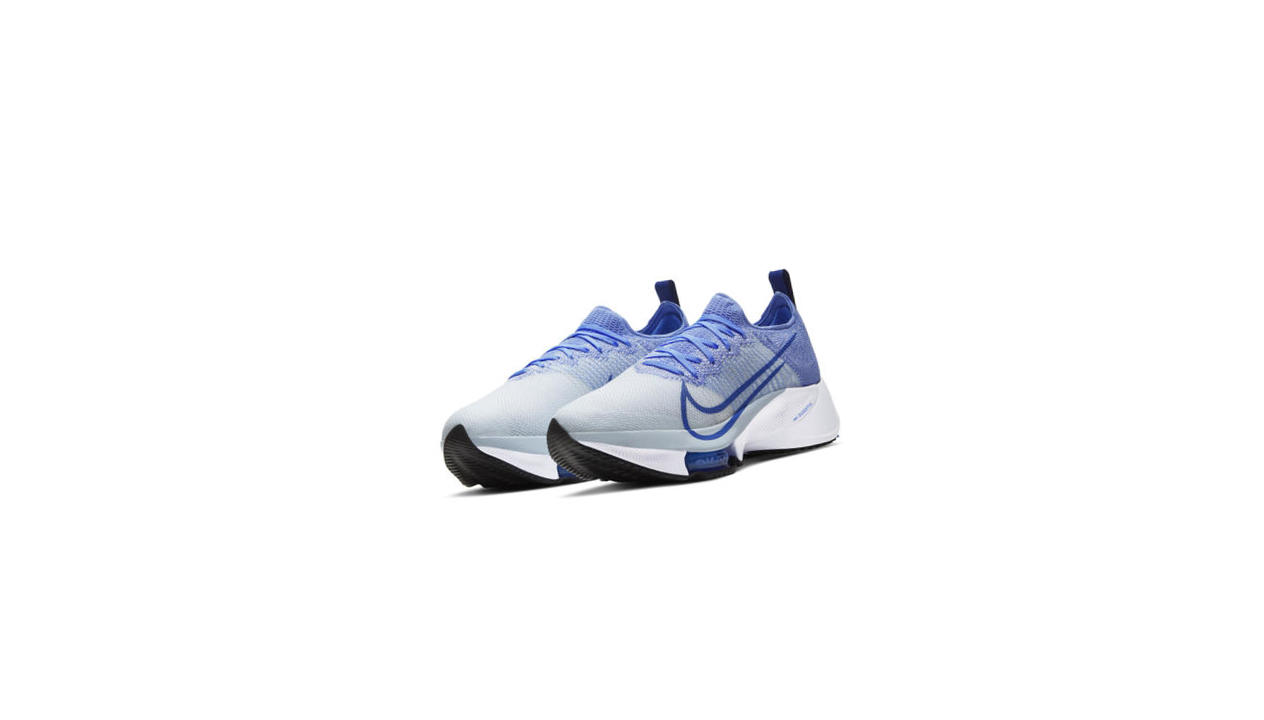 Nike Air Zoom Tempo NEXT% Royal Pulse / Blue Tint / Black / Game Royal