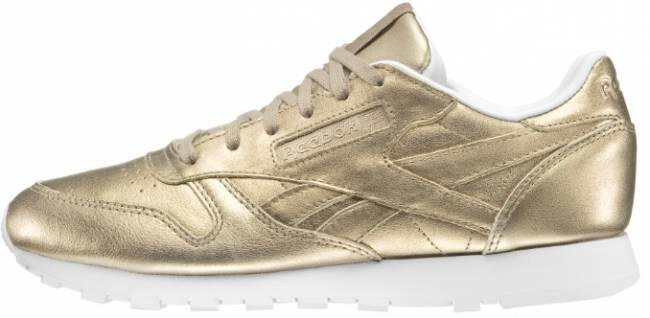 Reebok Classic Leather Melted Metals
