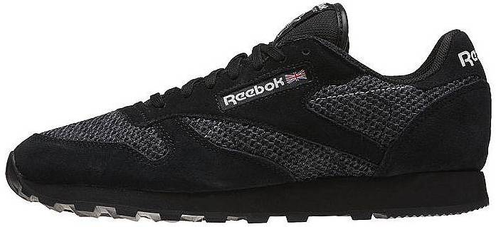 Reebok Classic Leather & Knitted