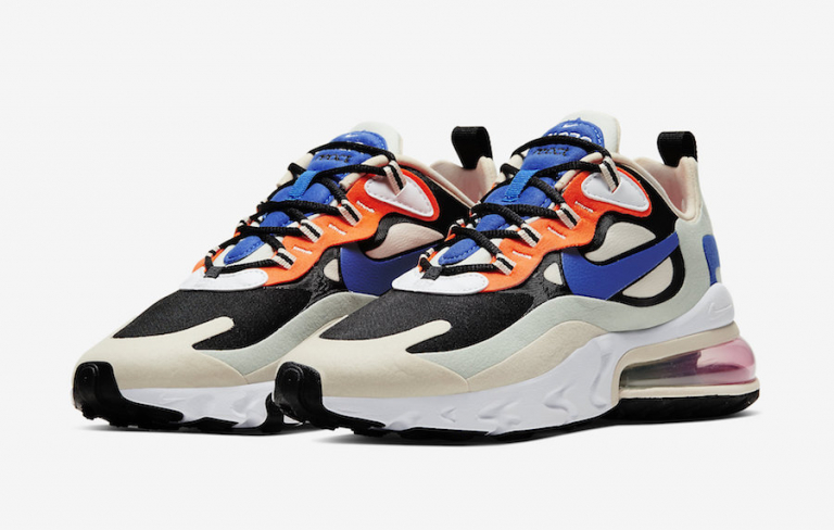 Nike WMNS Air Max 270 React Fossil