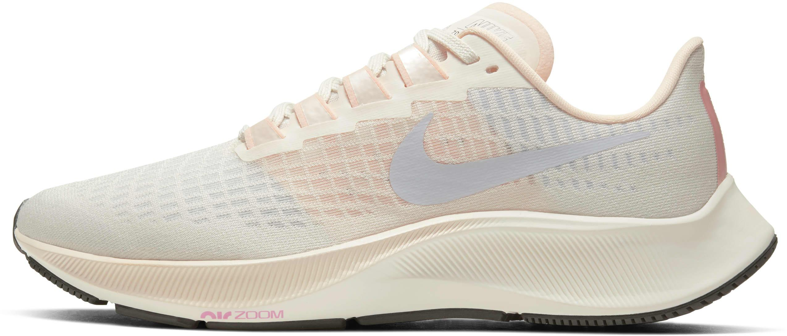 Nike Air Zoom Pegasus 37 Pale Ivory/Barely Volt/Sail/Ghost