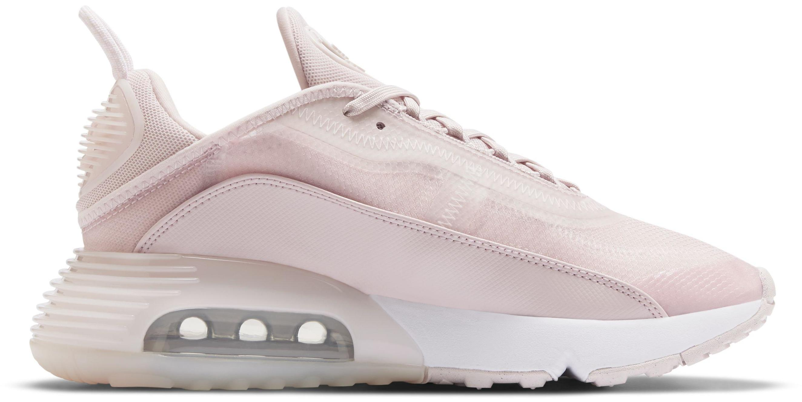 Nike Air Max 2090 Barely Rose/Metallic Silver/White