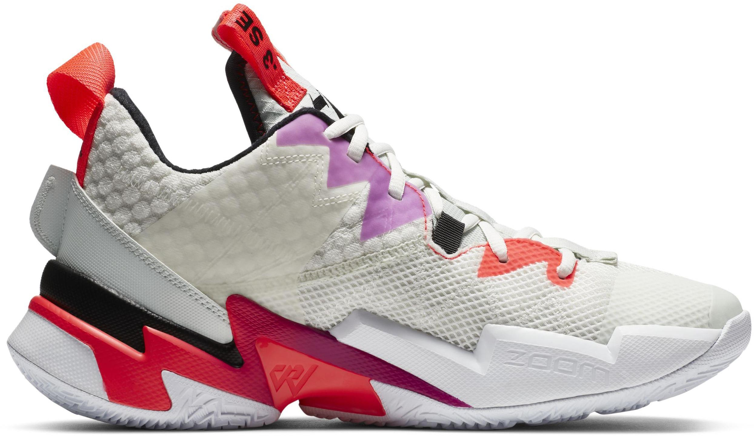 Jordan Why Not Zer0.3 SE Sail/Spruce Aura/Flash Crimson/Black