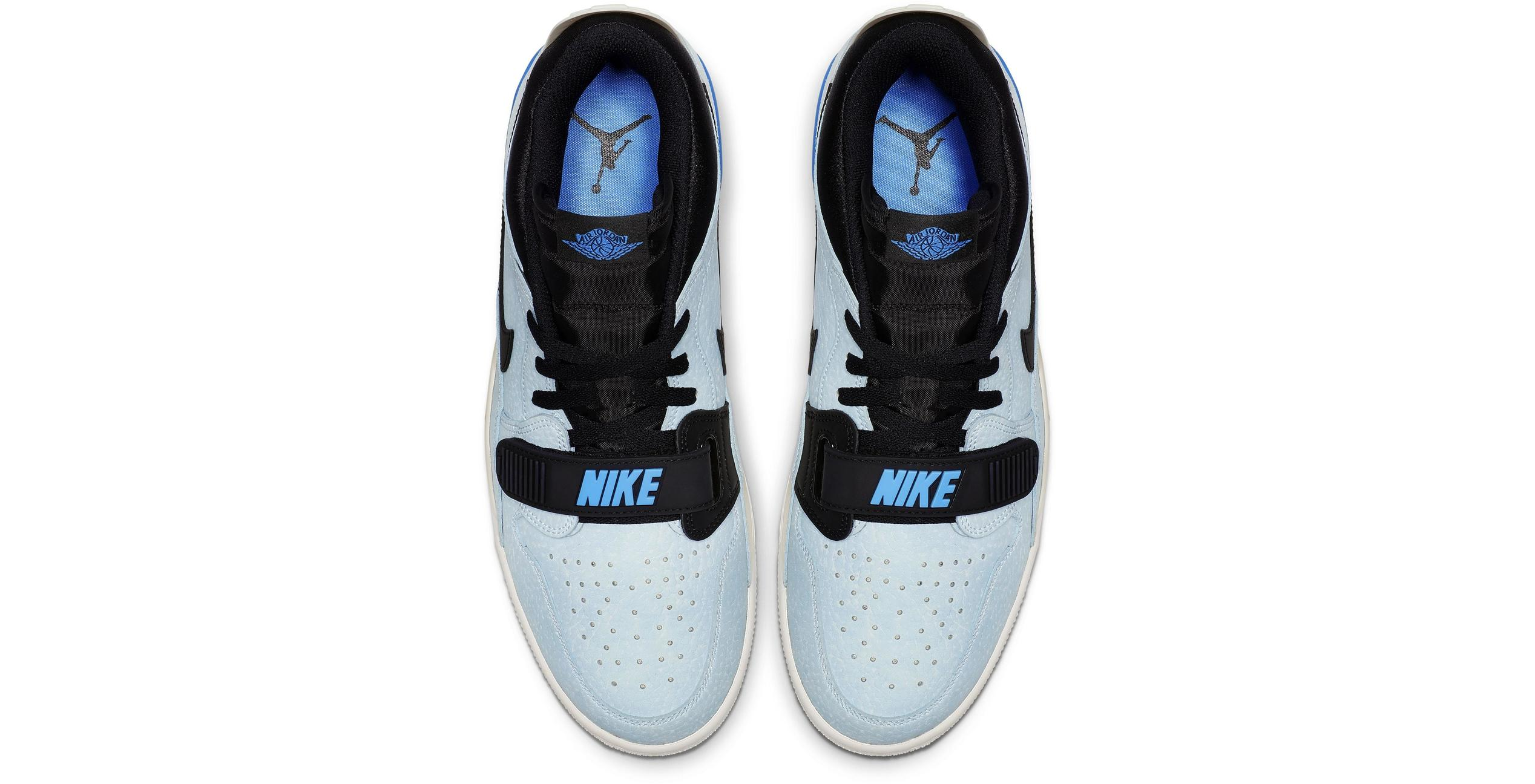 Air Jordan Legacy 312 Low Pale Blue/Black/Sail/University Blue