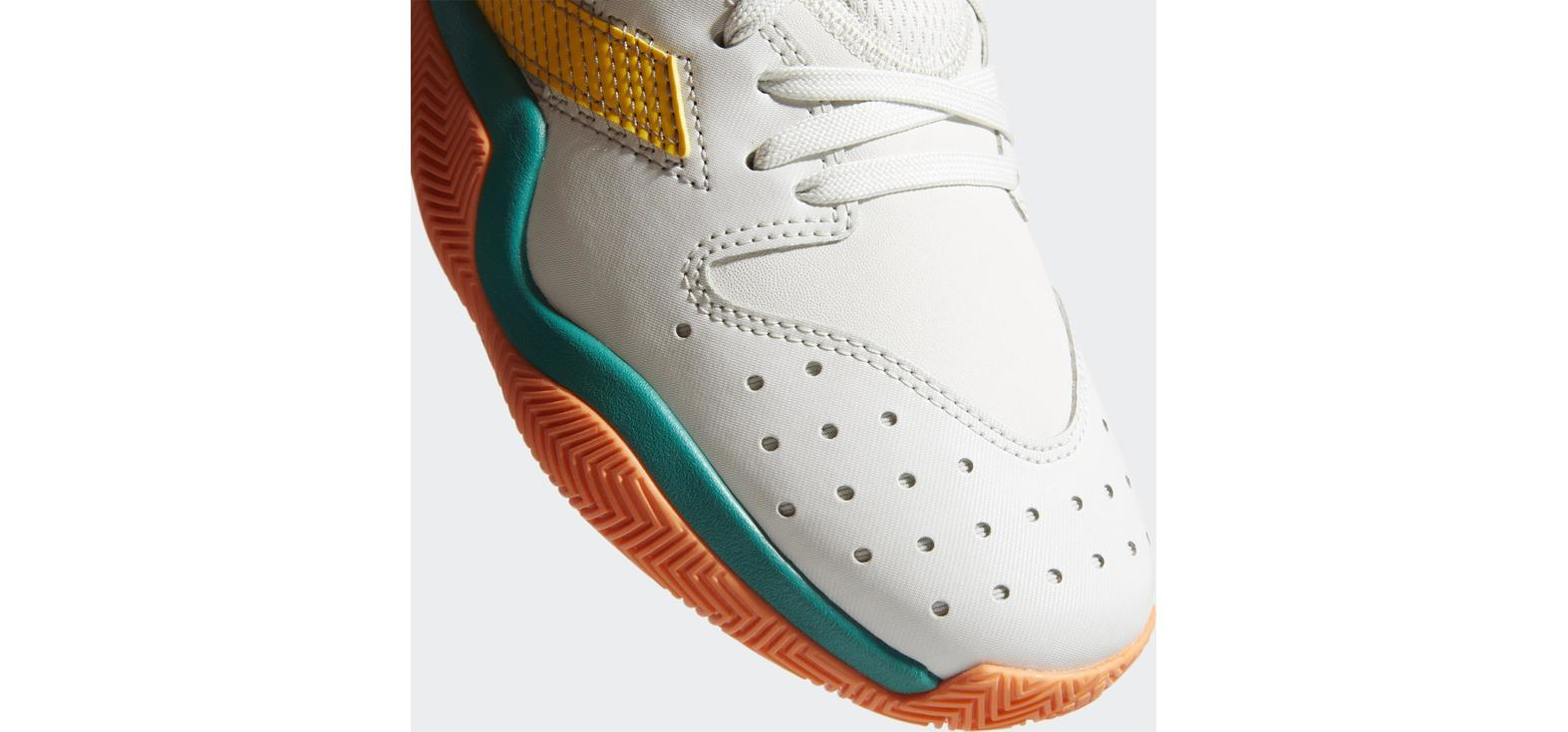 adidas Harden Stepback Orbit Grey / Dove Grey / Glory Green