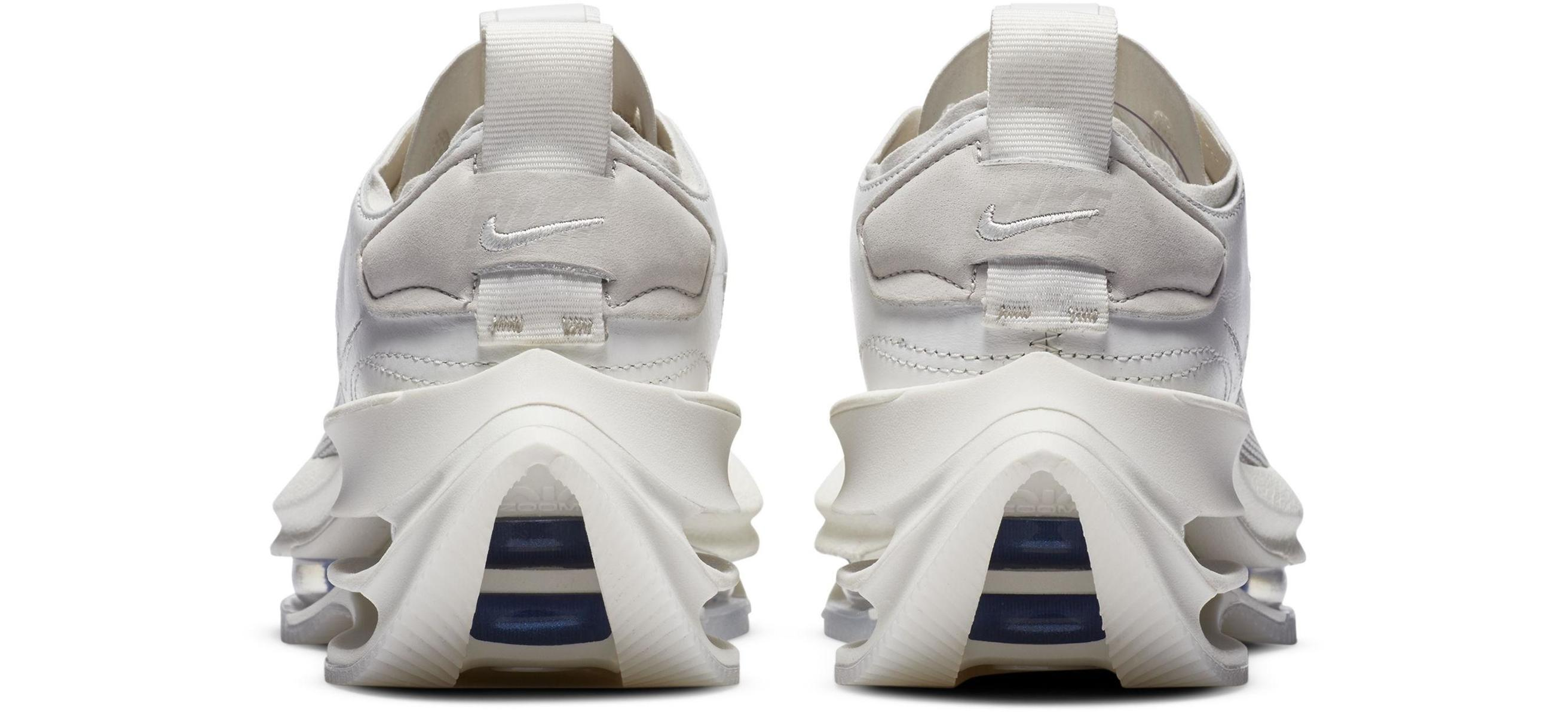 Nike Zoom Double Stacked Summit White/Hyper Blue/Black/Sail
