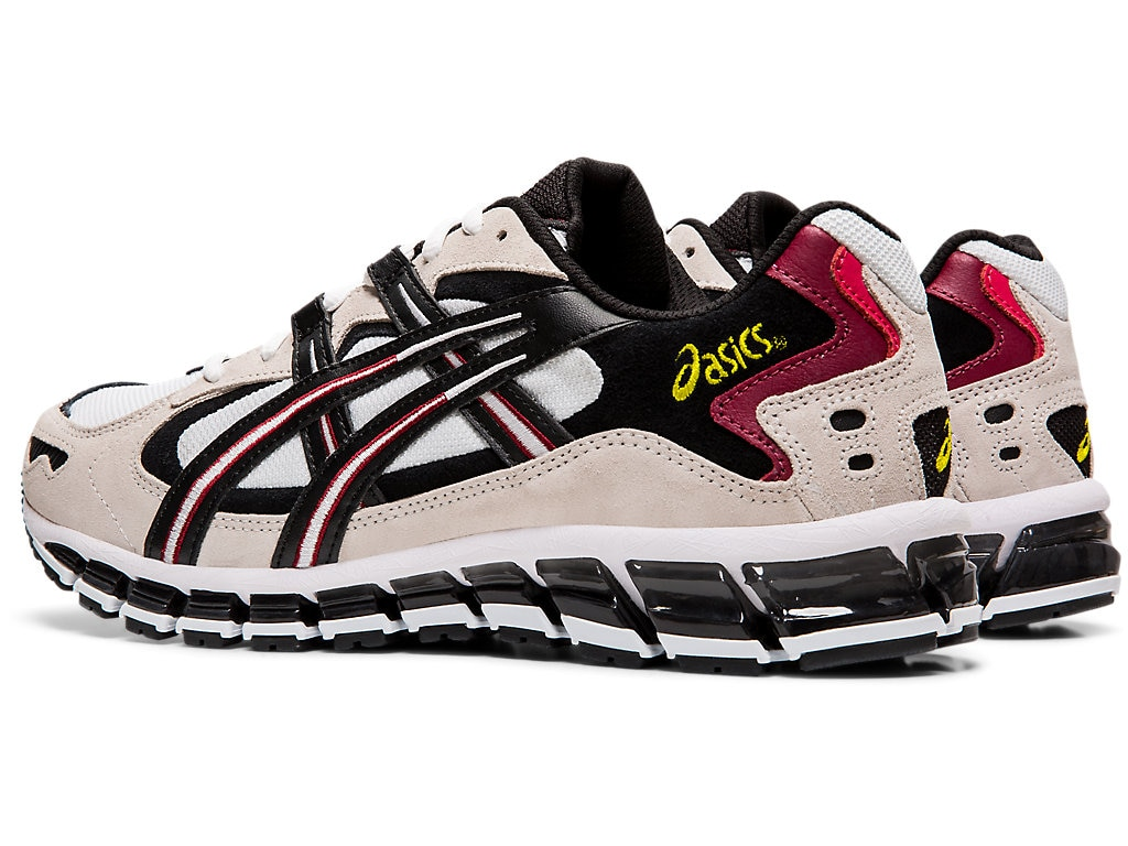 ASICS          GEL-KAYANO 5 360      WHITE/BLACK