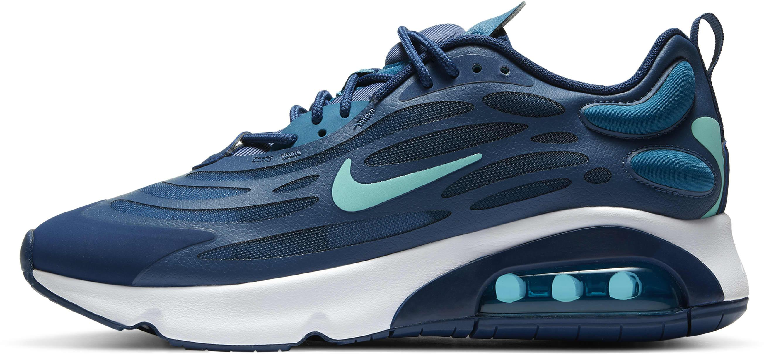 Nike Air Max Exosense Mystic Navy/Coastal Blue/Green Abyss/Bleached Turquoise
