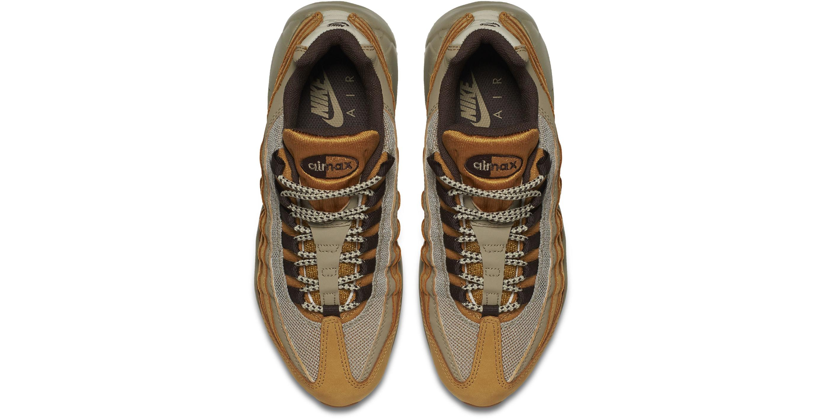 Nike Air Max 95 Winter Bronze/Bamboo/Baroque Brown