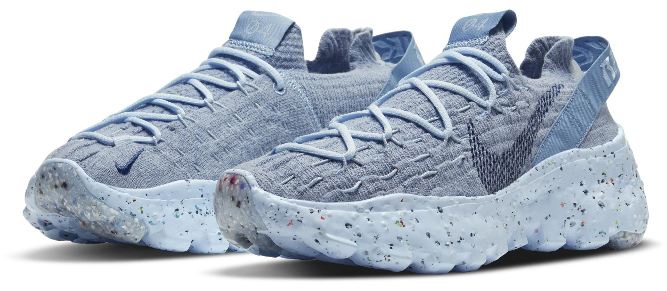 Nike Space Hippie 04 Chambray Blue/Chambray/Light Armoury Blue/Midnight Navy