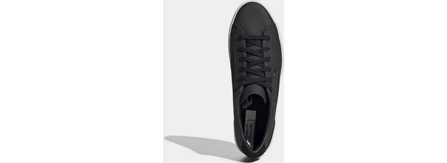adidas Sleek Core Black / Core Black / Crystal White