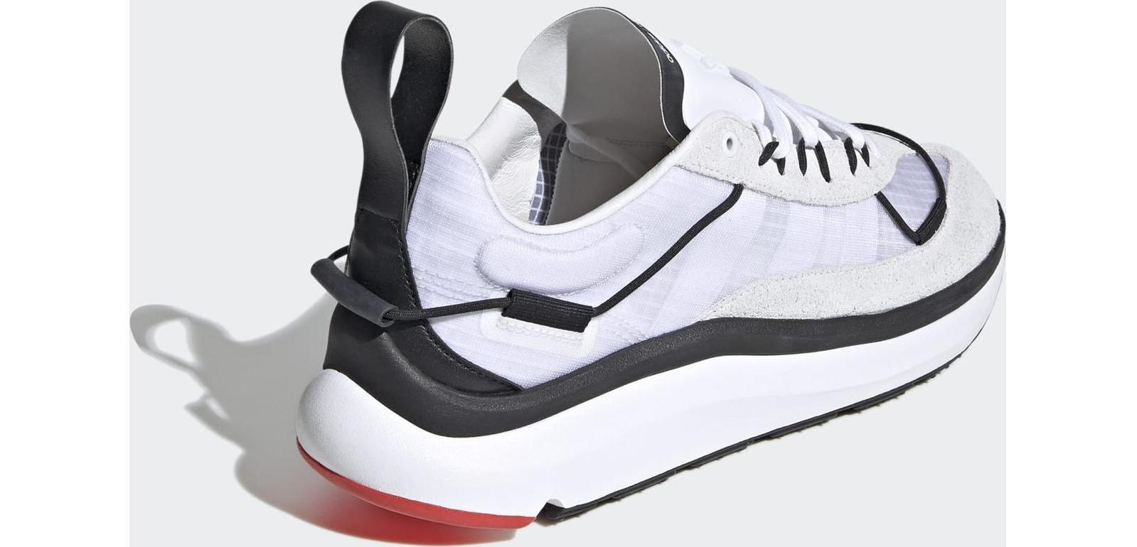 adidas Y-3 Shiku Core White / Black / Red