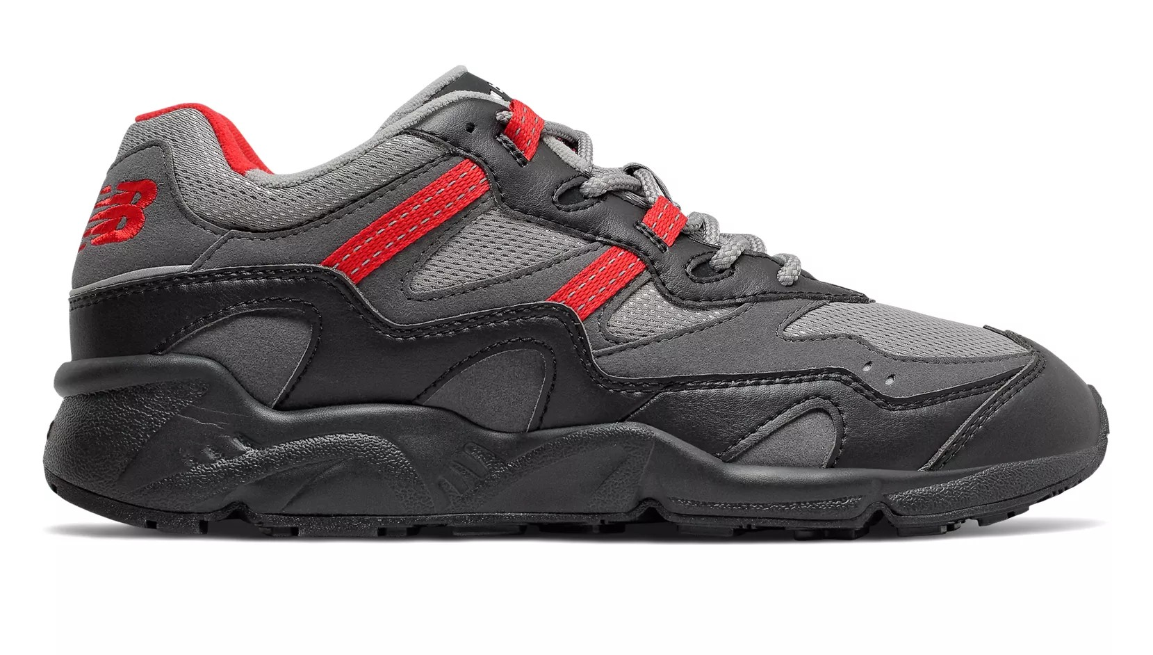 New Balance 850  								Black / Grey / Red