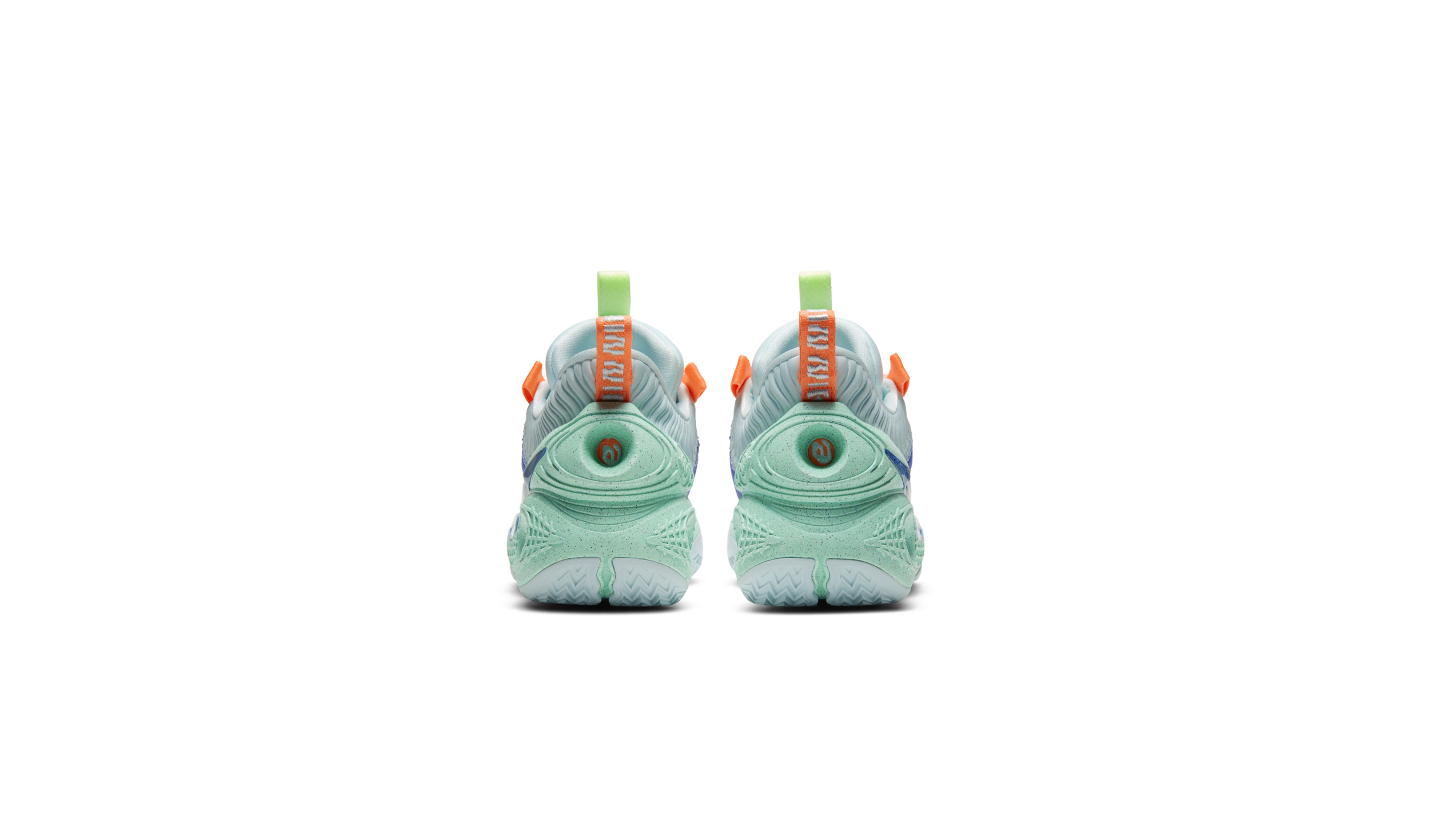 Nike Cosmic Unity Amalgam Sapphire / Atomic Orange / Glacier Blue / Green Glow