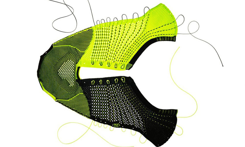 Nike Flyknit Technology